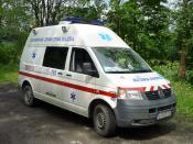 English: Emergency Medical Service Slovakia Česky: ZZS Bratislava - Slovenská republika