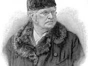 English: Bjørnstjerne Bjørnson (1832–1910), a Norwegian poet and the 1903 Nobel Prize in Literature laureate Suomi: Bjørnstjerne Bjørnson (1832–1910), norjalainen runoilija