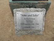 Deutsch: Vater und Sohn Beschreibung