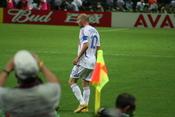 Zinedine Zidane, July 9 2006
