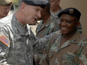 U.S. Army Africa commander visits South Africa March 2010
