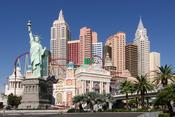 English: Hotel / Casino New York-New York in Las Vegas. Français : L'hôtel-Casino New York-New York à Las Vegas, dans le Nevada.