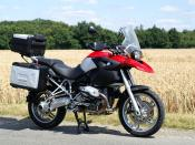 English: BMW 1200 GS 2005 Français : BMW 1200 GS AM 2005
