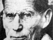 Español: Samuel Beckett