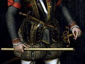 Español: Retrato de Felipe II de España por Anthonis Mor