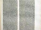 A 15th-century Latin translation of Plato's Timaeus
