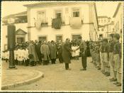 Visita de Baltazar Rebelo de Sousa à vila de Figueiró dos Vinhos