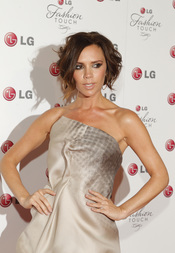 English: LG Mobile Phone Touch Event Hosted By Victoria Beckham