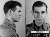 Alger Hiss, American statesman accused of espionage