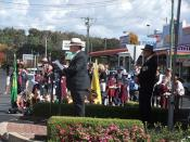 ANZAC March Coonabarabran 2011
