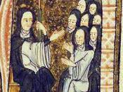 Hildegard von Bingen and her nuns