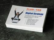 Digital strategy cards