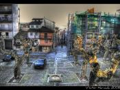 Ourense Old Zone