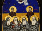 Martyrs of Memphis icon