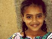 A Ouaddaian girl
