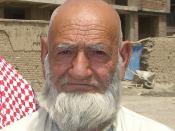 English: Photograph of actor Khwaja Nader (