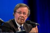 Français : Raymond Archambault lors du XVIe congrès national du Parti québécois.