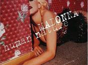 Human Nature (Madonna song)