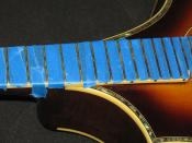 Octave Mandolin Dirty Frets