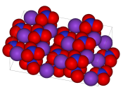 The crystal structure of KNO 3