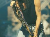 Steven Tyler in 1993