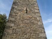 Reform Tower, Stanton Moor near Stanton In Peak/Stanton Lees, Derbyshire
