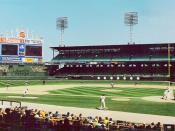 22:28, 24 March 2004 . . Rdikeman . . 639x421 (55,282 bytes) (Old Comiskey Park, Chicago, 1990, by Rick Dikeman)