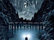 Film poster for Dreamcatcher (film)
