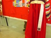 UST A.T. Chuseok Exhibit: Hanbok