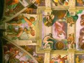 Sistine Chapel Left