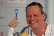 Terry Gilliam at 41st KVIFF