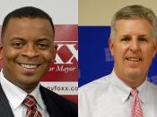 Candidates for Charlotte Mayor 2009
