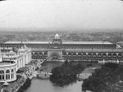 World's Columbian Exposition: Transportation Building, Chicago, United States, 1893.