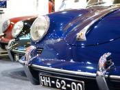 3 Porsche 356 SC