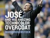 José and his Amazing Technicolor Overcoat