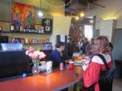 Lafayette Steampunk Fest 2012 Bar