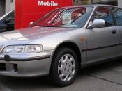 Honda Accord Euro version, ca. 1993