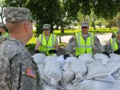 South Dakota National Guard Flood Response