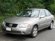 2004-2006 Nissan Sentra photographed in College Park, Maryland, USA. Category:Nissan Sentra B15
