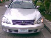 English: 2008 1.3L All power GX Nissan Sentra N16 Generation 2