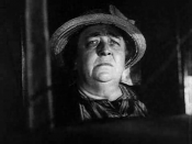 Trailer for the 1940 black and white film The Grapes of Wrath. Jane Darwell as Ma Joad.