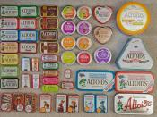 English: Altoids Tins