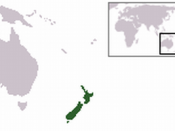 New Zealand is located in the South Pacific Ocean.