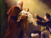 English: Elijah Resuscitating the Son of the Widow of Zarephath