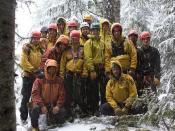 Mount Rainier Climbing Rangers 2012-05-04b