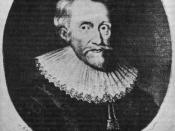 Sir Edwin Sandys, 1776 mezzotint by Valentine Green.