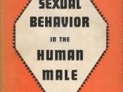 The 1948 first edition of Sexual Behavior in the Human Male, the first of the two Kinsey reports.