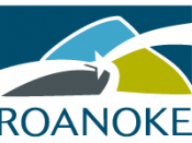 Official logo of Roanoke, Virginia