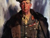 Lieutenant General Sir Arthur Currie, Knight Grand Cross of the Most Distinguished Order of St.Michael and St.George, Knight Commander of the Most Honourable Order of the Bath