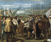 The Surrender of Breda, or The Lances